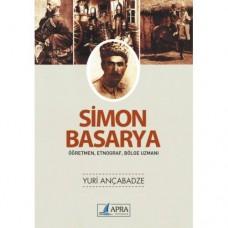 SİMON BASARYA (Öğretmen-Etnograf-Bölge Uzmanı) / Yuri Ançabadze